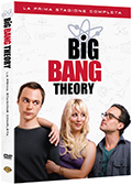 The Big Bang Theory - Stagione 1 (3 DVD)