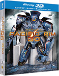 Pacific Rim - Limited Edition Robot Pack (Blu-Ray 3D + Blu-Ray + Robot) (Import UK)