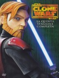 Star Wars: The Clone Wars - Stagione 5 Completa (4 DVD)