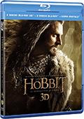 Lo Hobbit - La Desolazione di Smaug (2 Blu-Ray 3D + 2 Blu-Ray Disc)