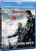Edge of tomorrow - Senza domani (Blu-Ray 3D)