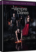 The Vampire Diaries - Stagione 5 (5 DVD)