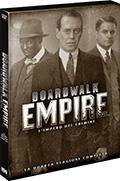 Boardwalk Empire - Stagione 4 (4 DVD)