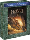 Lo Hobbit - La Desolazione di Smaug - Extended 3D Edition (2 Blu-Ray 3D + 3 Blu-Ray)