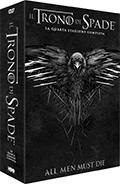 Il Trono di Spade - Stagione 4 (5 DVD)