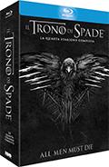Il Trono di Spade - Stagione 4 (4 Blu-Ray Disc)