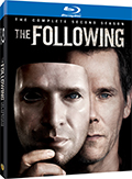 The Following - Stagione 2 (3 Blu-Ray)