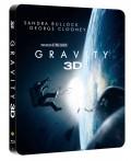 Gravity - Limited Steelbook (Blu-Ray Disc + Blu-Ray 3D)
