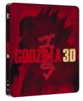 Godzilla - Limited Steelbook (Blu-Ray + Blu-Ray 3D)