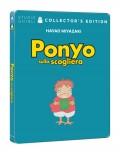 Ponyo sulla scogliera - Limited Steelbook Edition (Blu-Ray Disc + DVD)