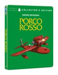 Porco Rosso - Limited Steelbook (Blu-Ray + DVD)
