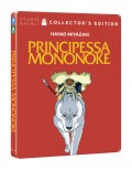 Principessa Mononoke - Limited Steelbook Edition (Blu-Ray Disc + DVD)