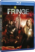 Fringe - Stagione 2 (4 Blu-Ray)