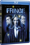 Fringe - Stagione 4 (4 Blu-Ray)