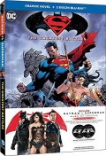 Batman Vs. Superman - Dawn of Justice (2 Blu-Ray + Graphic Novel)
