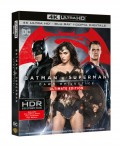 Batman v Superman: Dawn of Justice (Blu-Ray 4K UHD + Blu-Ray Disc + Copia digitale)
