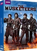 The Musketeers - Stagione 1 (2 Blu-Ray)