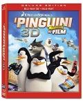 I Pinguini di Madagascar (Blu-Ray 3D + Blu-Ray)