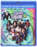Suicide Squad (Blu-Ray 3D + Blu-Ray Disc)