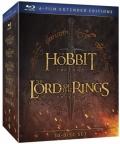 Middle Earth Collection - Il Signore degli Anelli + Lo Hobbit - Ed. Estesa (30 Blu-Ray)