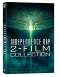 Confanetto: Independence Day + Independence Day - Rigenerazione (2 DVD)