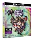Suicide Squad (Blu-Ray 4K UHD + Blu-Ray Disc + Digital Copy)