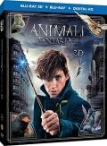 Animali fantastici e dove trovarli (Blu-Ray 3D + Blu-Ray Disc)