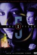 X-Files - Stagione 5 (6 DVD)
