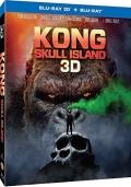 Kong: Skull Island (Blu-Ray 3D + Blu-Ray)