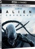 Alien: Covenant (Blu-Ray 4K UHD + Blu-Ray)