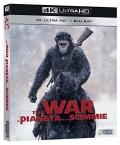 The War - Il Pianeta delle Scimmie (Blu-Ray 4K UltraHD + Blu-Ray)