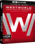 Westworld - Stagione 1 (Blu-Ray 4K UltraHD + Blu-Ray)