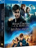 Wizarding World 9 Film Collection (Blu-Ray)