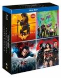 Boxset DC 4 Movies (Blu-Ray)