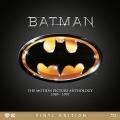 Batman Anthology 1989-1997 - Vinyl Edition (Blu-Ray)