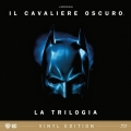 The Dark Knight Trilogy - Vinyl Edition (Blu-Ray)