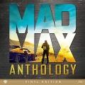 Mad Max Anthology - Vinyl Edition (Blu-Ray)