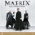 The Matrix Collection - Vinyl Edition (Blu-Ray)