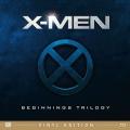 X-Men Beginnings Trilogy - Vinyl Edition (Blu-Ray)
