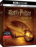Harry Potter - 8 Film Collection (4 Blu-Ray 4K UHD)