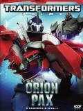 Transformers Prime - Stagione 2, Vol. 1 - Orion Pax
