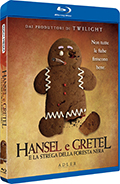 Hansel e Gretel e la Strega della Foresta Nera (Blu-Ray)