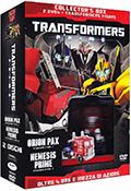 Transformers Prime - Stagione 2, Vol. 1-2 (2 DVD + Figure)