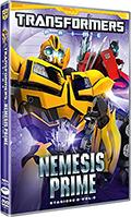 Transformers Prime - Stagione 2, Vol. 2 - Nemesis Prime