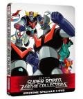 Super Robot - Edizione Speciale Steelbook (3 DVD)