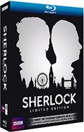 Sherlock - Stagioni 1-3 - Edizione Limitata Steelbook (6 Blu-Ray + Gadget)