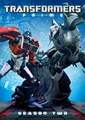 Transformers Prime - Stagione 2 Completa