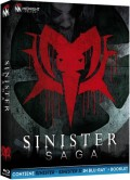 Sinister Saga Collection (2 Blu-Ray + Booklet)
