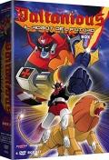 Daltanious - Il robot del futuro, Vol. 1 (6 DVD)