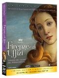 Firenze e gli Uffizi (Blu-Ray 4K UHD + Blu-Ray + Booklet)
